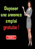 Recruteurs déposez vos offres de travail gratuitement